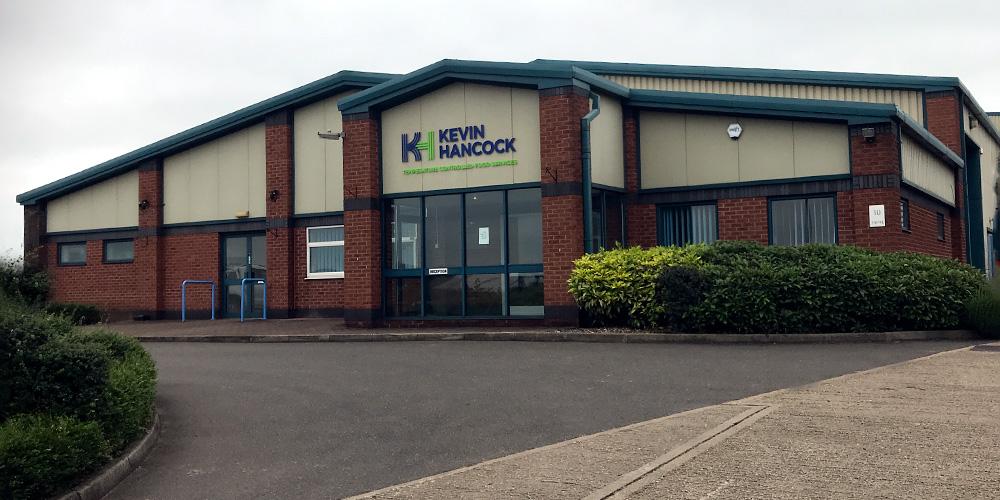 Kevin Hancock Ltd premises.